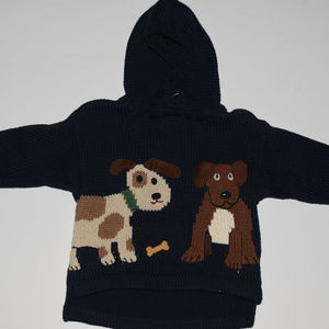 Other - Boys Pull-Over Sweater w/Hood (2T)